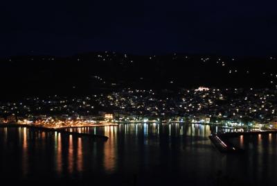 Skopelos nakti