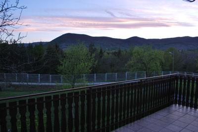 Kambario balkone