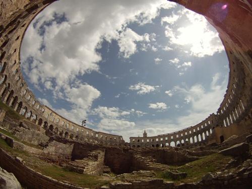 Pulos amfiteatras