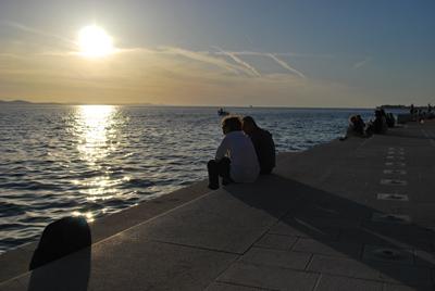 Last night i Zadar