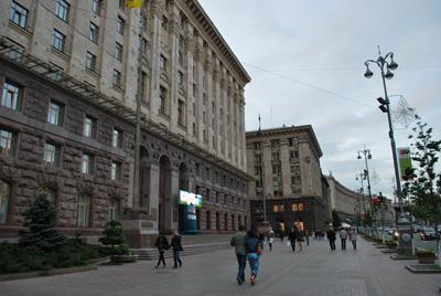 Kijevo savivaldybe