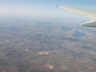 Astana po sparnu