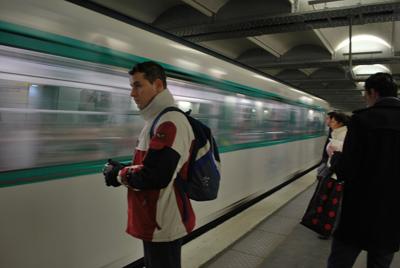 Gaudom metro