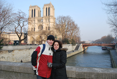 Mudu ir Notre Dame