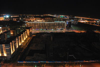 Astana nakti