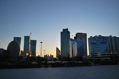 Astana vakare